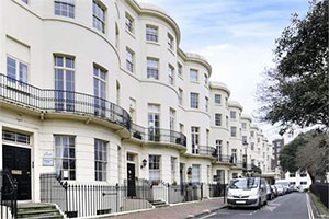 Liverpool Terrace, Worthing, West Sussex